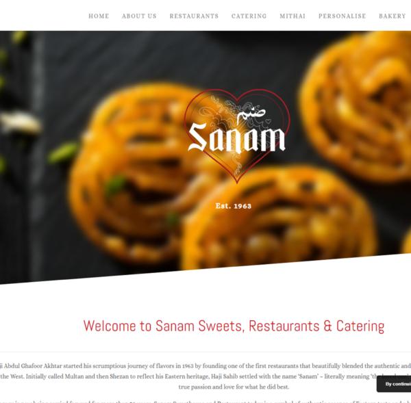 Sanam Client